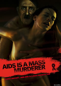 aids-is-a-mass-murderer-hitler