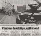 condom-truck-spills-load