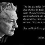 Julian assange quote